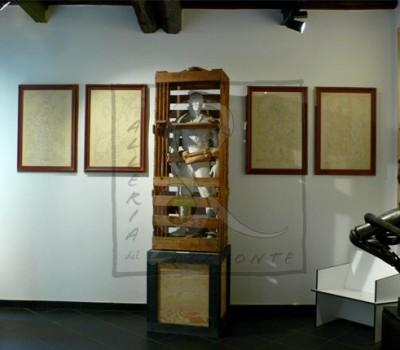Allestimento della Mostra ARTE ITALIANA TRA LE DUE GUERRE - 4
