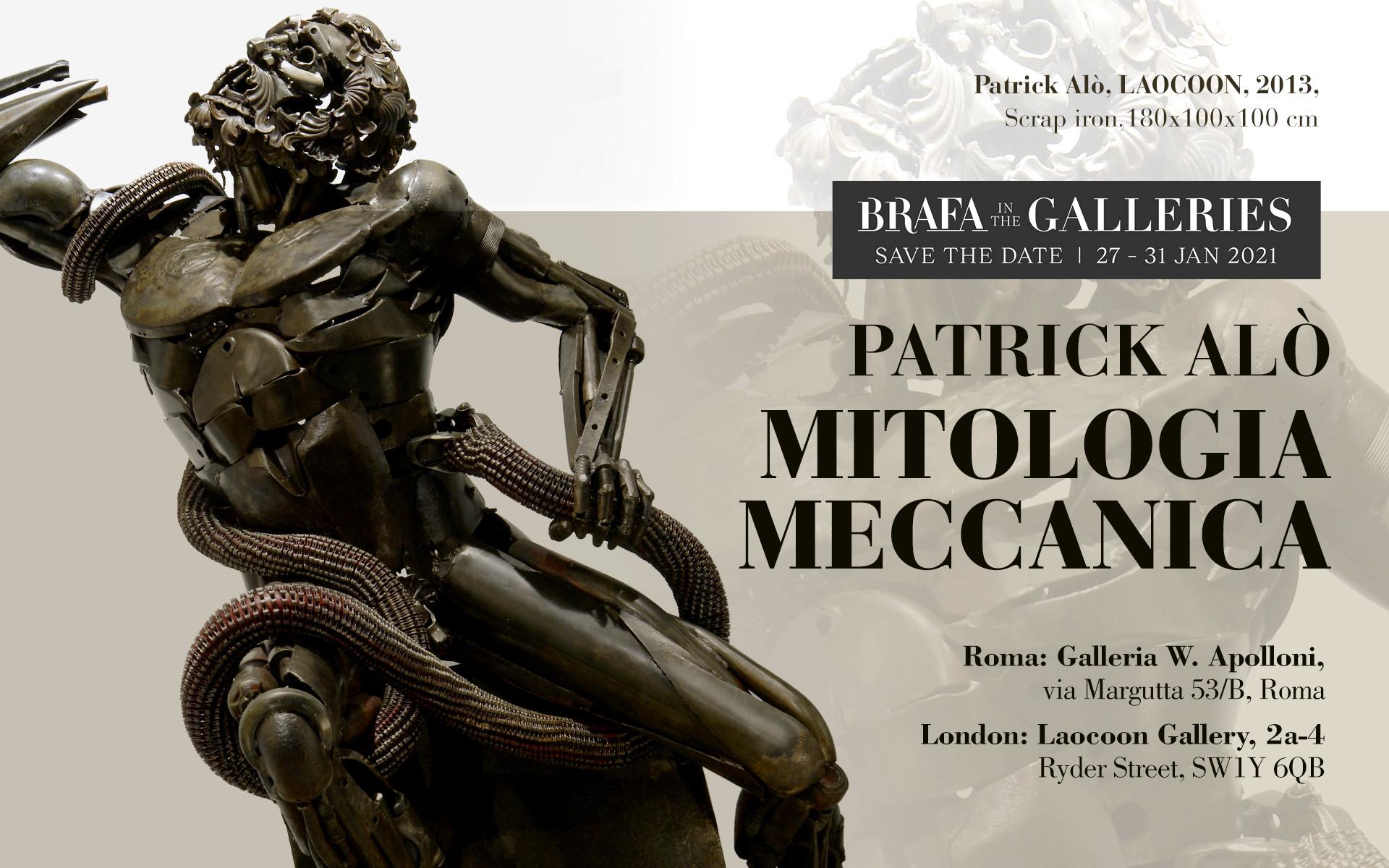 BRAFA in the Galleries 2021